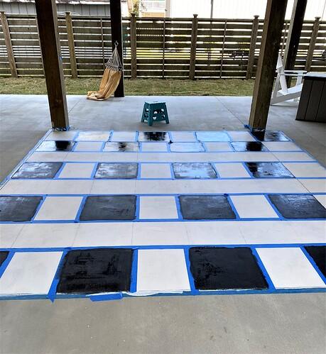 如何建一个家庭的Giant Chess Play Set under1000刀